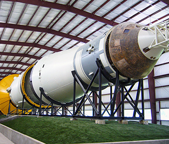 3182245 - space shuttle at houston space center